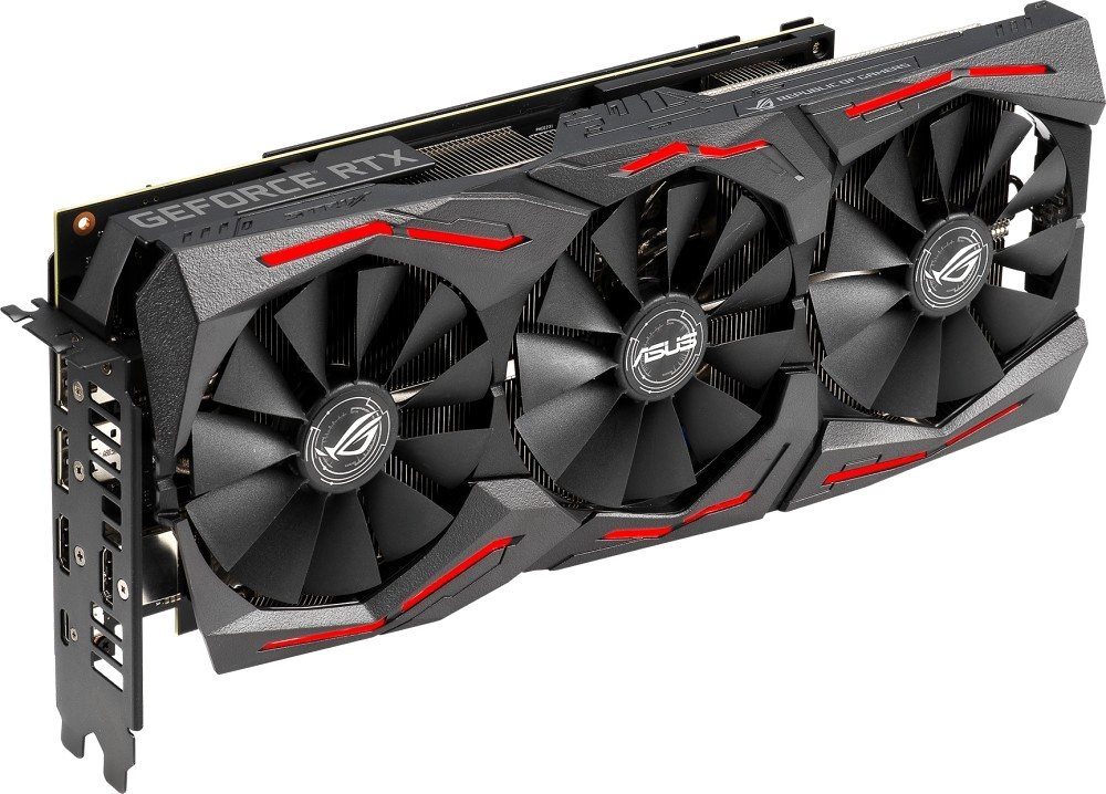 Видеокарта ASUS GeForce RTX2060S Strix Gaming 8GB