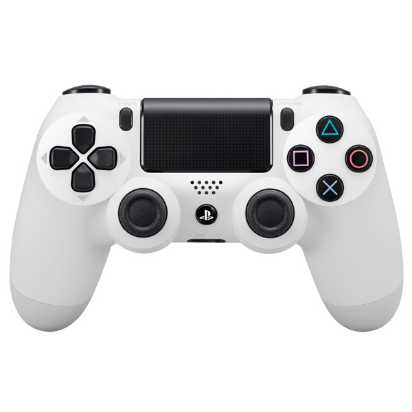Джойстик PS4 Dualshock Controller White