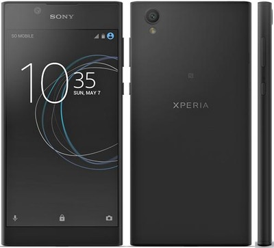 Смартфон Sony Xperia L1 DS Black