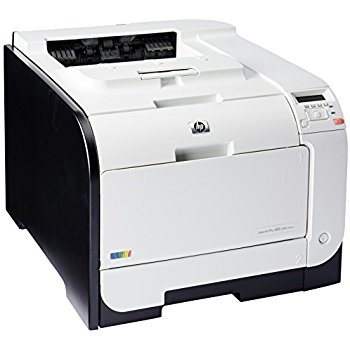 Принтер HP Color LaserJet M451dn