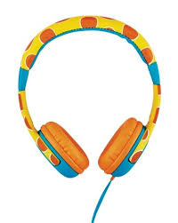Наушники Trust SPILA KIDS HEADPHONE - GIRAFFE