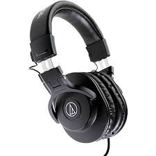 Наушники Audio-technica ATH-M30X Black