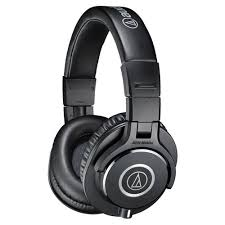Наушники Audio-technica ATH-M40X Black