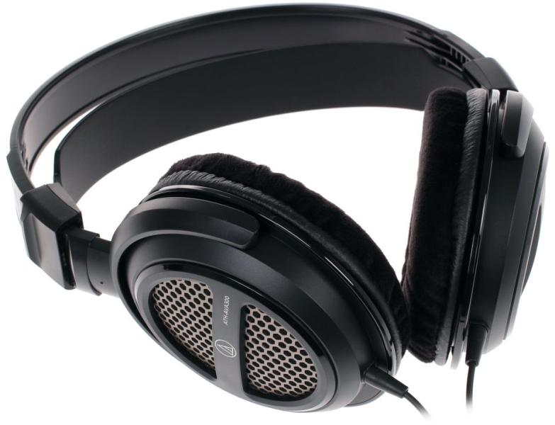 Наушники Audio-technica ATH-AVA300 Black