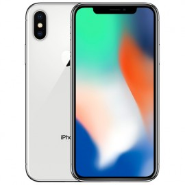 Смартфон Apple iPhone X 256GB Silver/