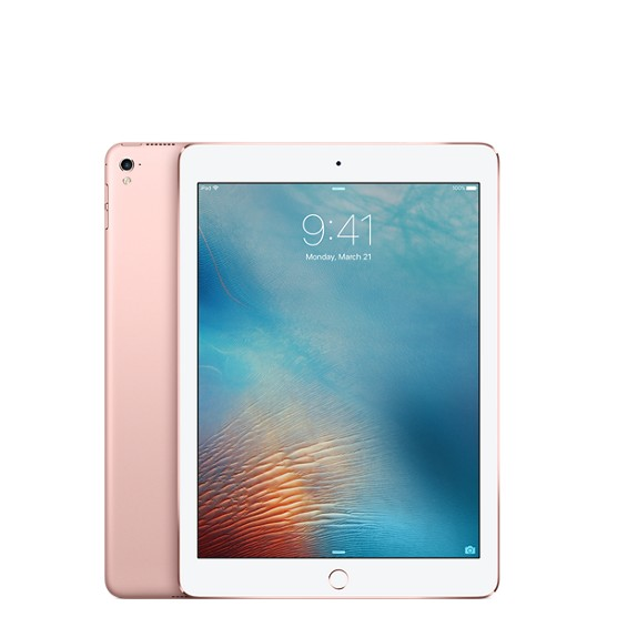 Планшет Apple iPad Pro 9.7 wi-fi + Cellular 128GB Rose Gold