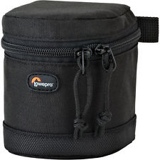 Сумка для фотоаппарата Lowepro LENS CASE 8 X 6CM-BLACK/NOIR