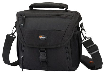 Сумка для фотоаппарата Lowepro NOVA 170 AW-BLACK/NOIR