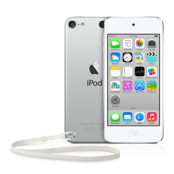 Плеер Apple iPod touch 4 8Gb silver