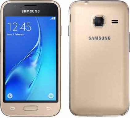 Смартфон Samsung Galaxy J1 Mini Prime (2016) SM-J106B/DS Gold RST