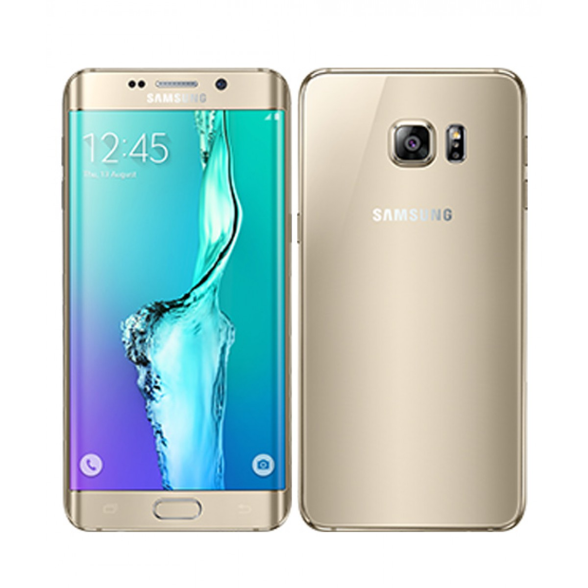 Смартфон Samsung Galaxy S6 Edge 32Gb Gold KST