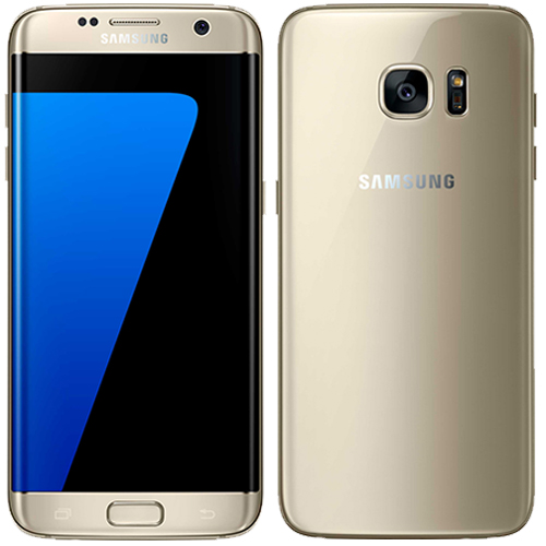 Смартфон Samsung Galaxy S7 Edge 32Gb Gold KST