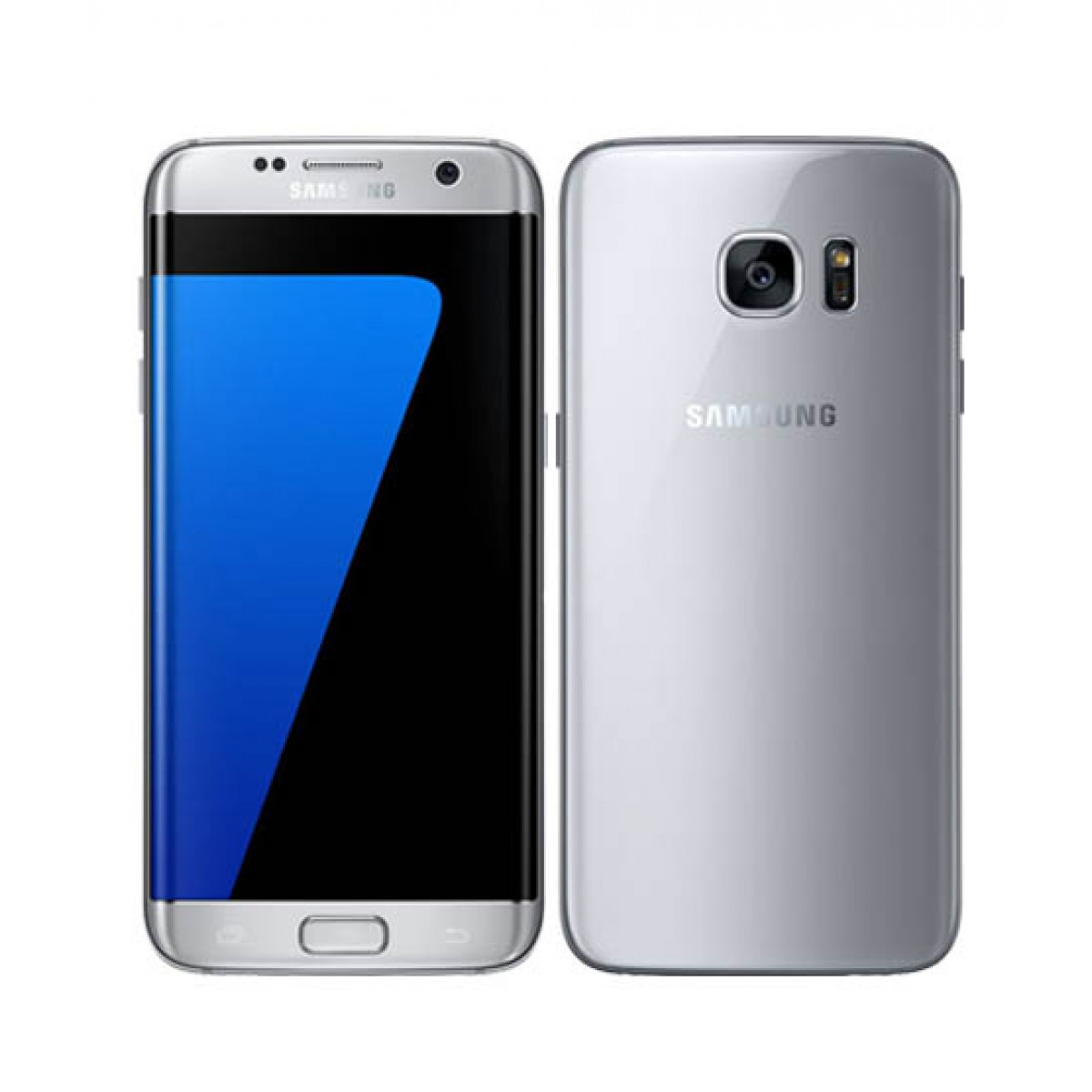 Смартфон Samsung Galaxy S7 Edge 32Gb Silver KST