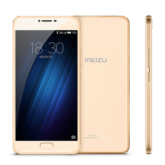 Смартфон Meizu U10 16Gb Gold