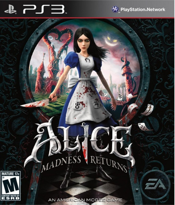 Игра Alice Madness Returns  (приключ. боевик) (ps3) Sony