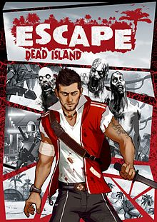 Игра Dead Island Escape (action) (ps3) Sony