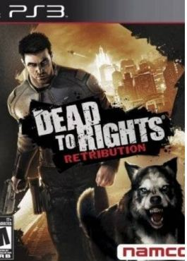 Игра Dead to rights Retribution (бродилка) (ps3) Sony