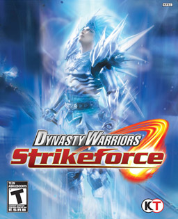 Игра Dynasty Warriors Strikeforce (action) (ps3) Sony