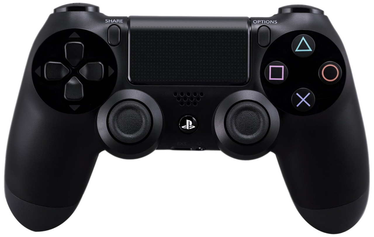 Джойстик PS4 Dualshock Controller Black