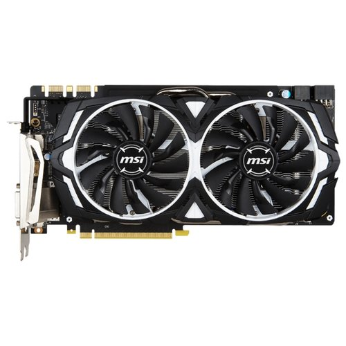 Видеокарта MSI GeForce GTX 1080 ARMOR