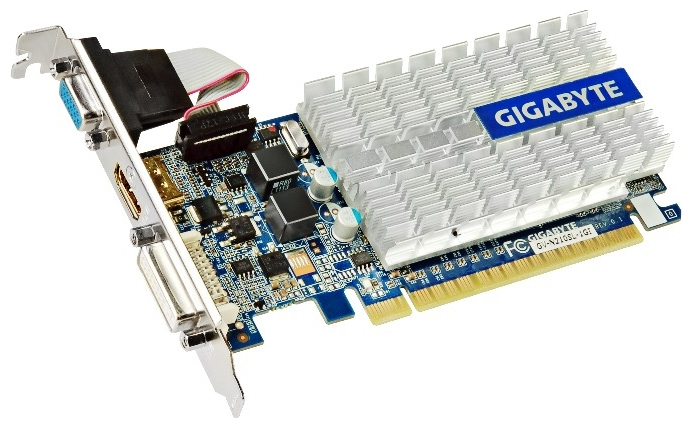 Видеокарта Gigabyte GeForce GT46541