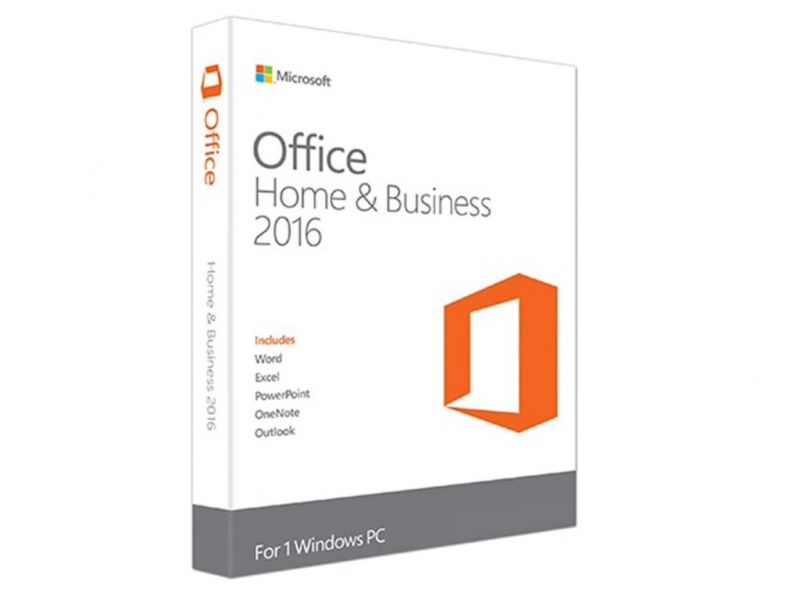 Microsoft Office Home and Business 2016 32/64 English