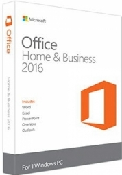 Microsoft Office Home and Business 2016 32/64 Russian