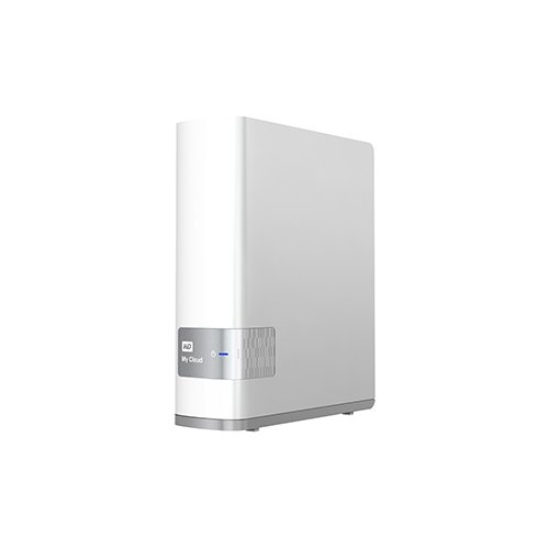 Внешний жёсткий диск Western Digital My Cloud 3 TB WDBCTL0030HWT-EESN