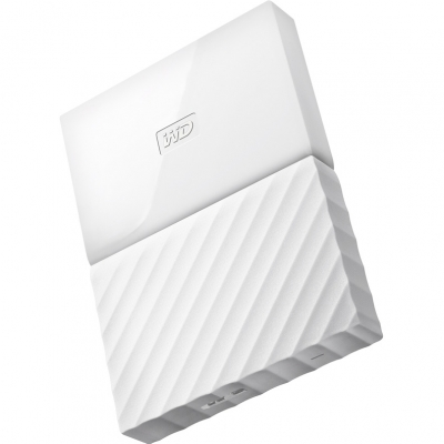 Внешний жёсткий диск Western Digital My Passport 1 TB WDBBEX0010BWT-EEUE