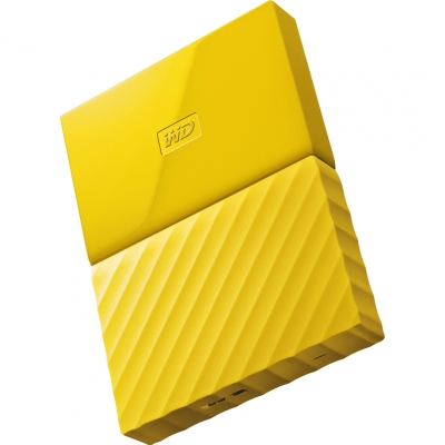 Внешний жёсткий диск Western Digital My Passport 1 TB WDBBEX0010BYL-EEUE
