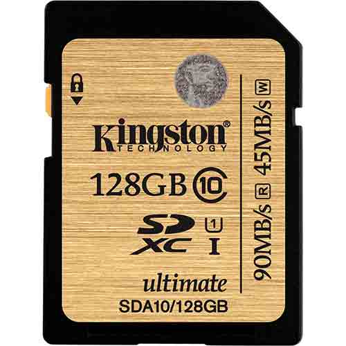 Карта памяти Kingston SecureDigital SDA10/128GB
