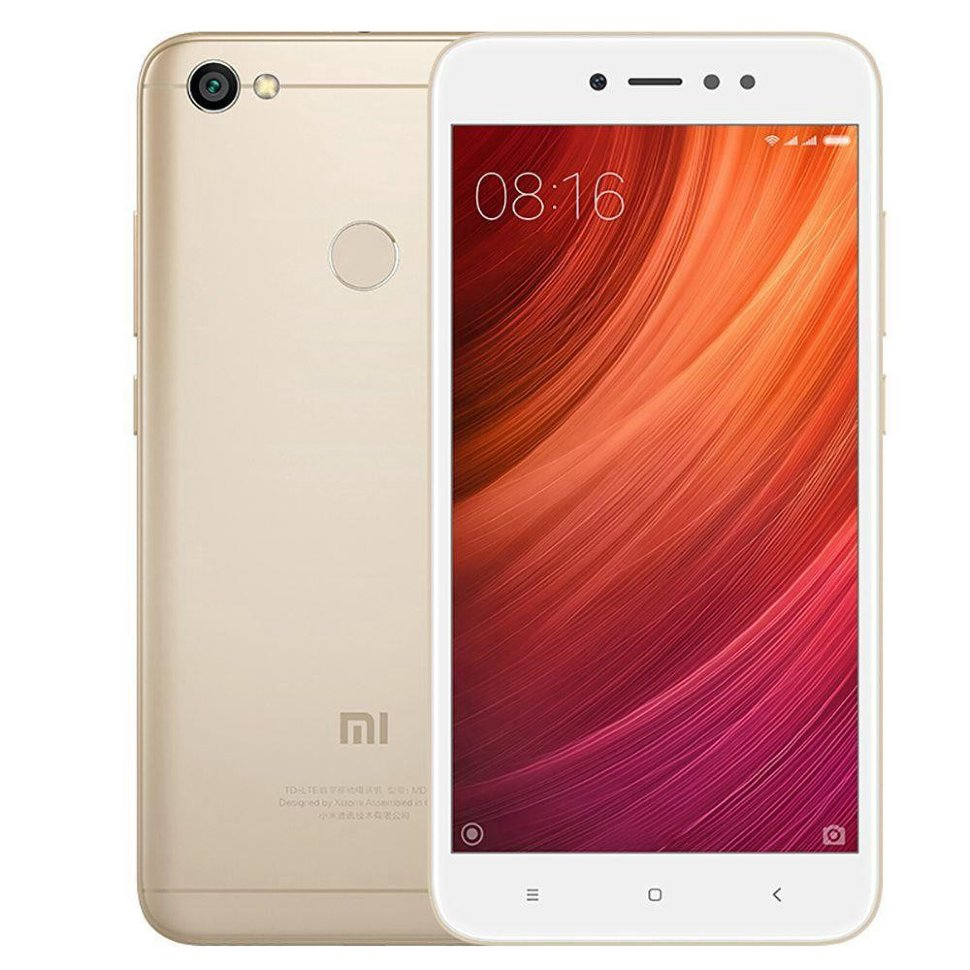 Смартфон Xiaomi Redmi 5A 32Gb Gold