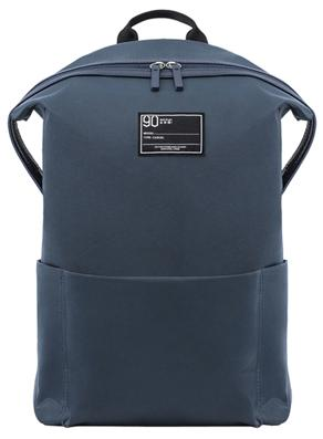 Рюкзак Xiaomi 90 Points Lecturer Leisure Backpack (6971732586022) Синий