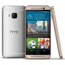 Смартфон HTC One M9+ (99HADR067-00) Gold on Silver