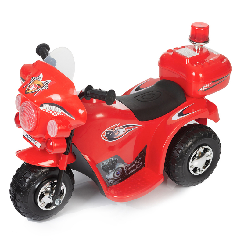Babyhit Электромобиль LITTLE BIKER red
