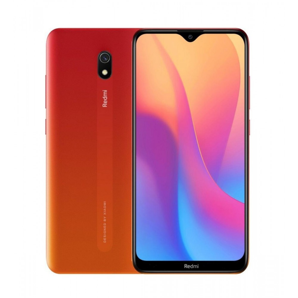 Смартфон Xiaomi Redmi 8A 32Gb Sunset Red