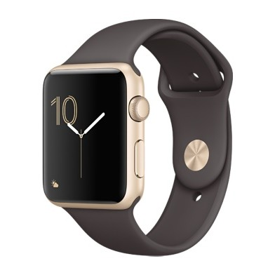Умные часы Apple Watch Series 1, 42mm Gold Aluminium Model A1803