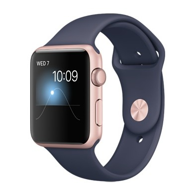 Умные часы Apple Watch Series 1, 42mm Rose Gold Aluminium Model A1803