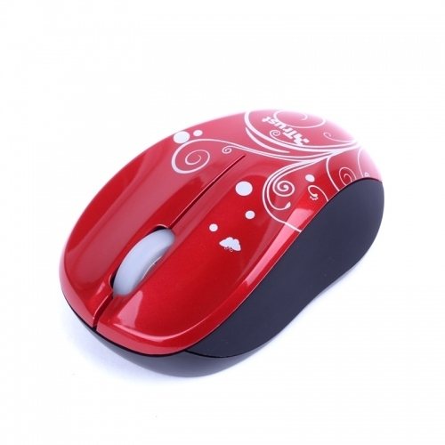 Мышка Trust Vivy Wireless Mini Mouse - Red 17355/
