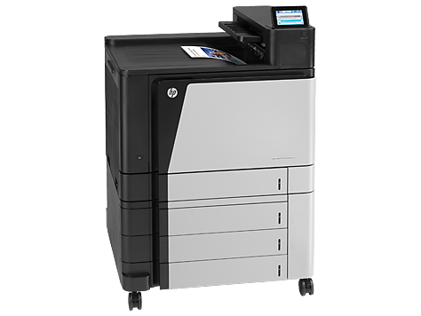 Принтер HP Color LaserJet Enterprise M855xh A2W78A