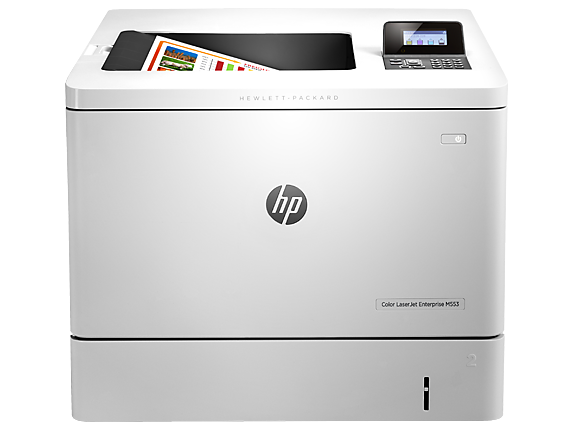 Принтер HP LaserJet Enterprise 500 color M553n
