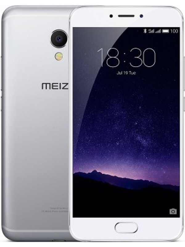 Смартфон MEIZU MX6 32GB Silver