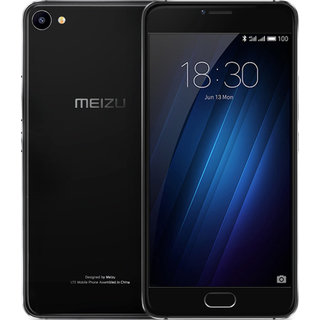 Смартфон MEIZU U20 16GB (black)