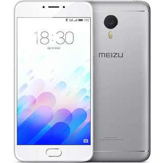Смартфон Meizu M3 note 32gb (silver)