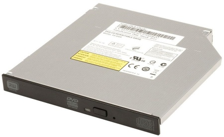 Оптический привод DVD±RW DVD±RW LITE-ON Slim DS-8ABSH-32-B