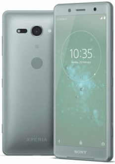 Смартфон Sony Xperia XZ2 Compact DS White-silver H8324