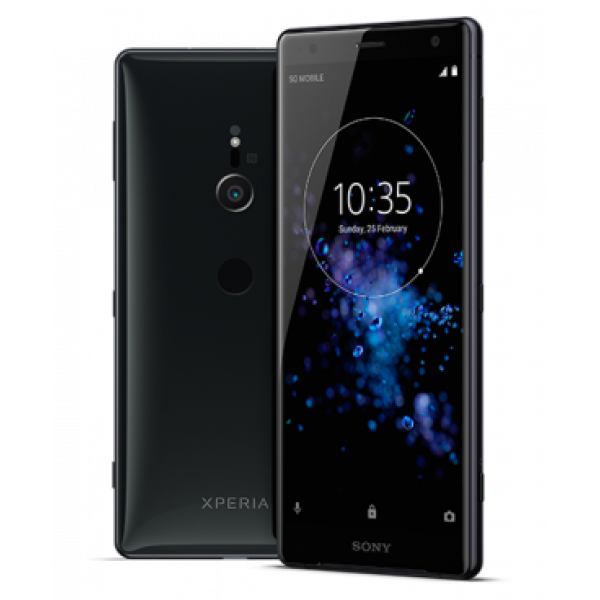 Смартфон Sony Xperia XZ2 DS Black H8266