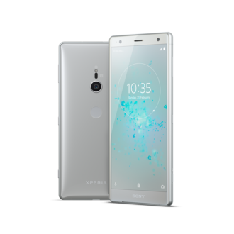 Смартфон Sony Xperia XZ2 DS Ice-Silver H8266