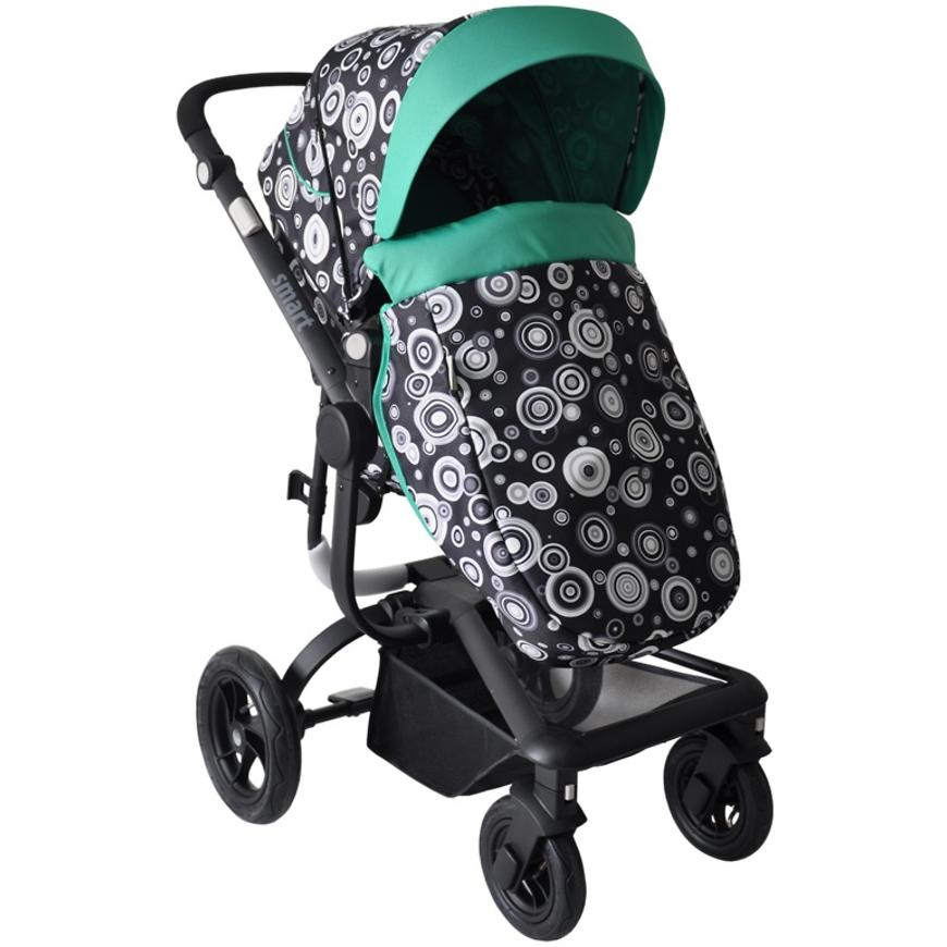 Коляска Babyhit SMART black-green