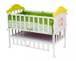 Кроватка Babyhit SLEEPY COMPACT Green